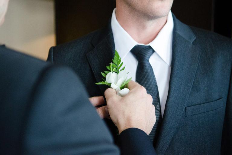 Hochzeitsanzug aussuchen